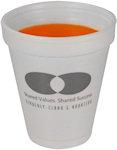 6oz Tall Styrofoam Cups